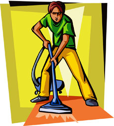 230x254 Carpet Cleaning Clip Art Clipartlook