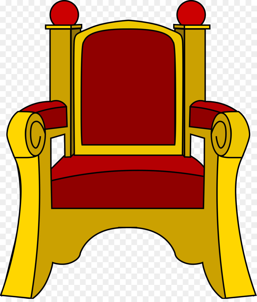 900x1060 Throne Room King Clip Art