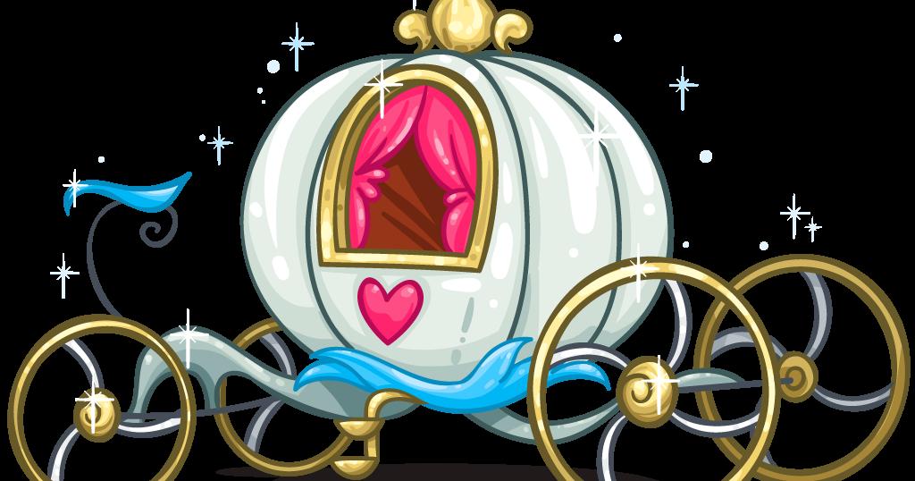 1024x538 Cinderella Carriage Jaq Clip Art