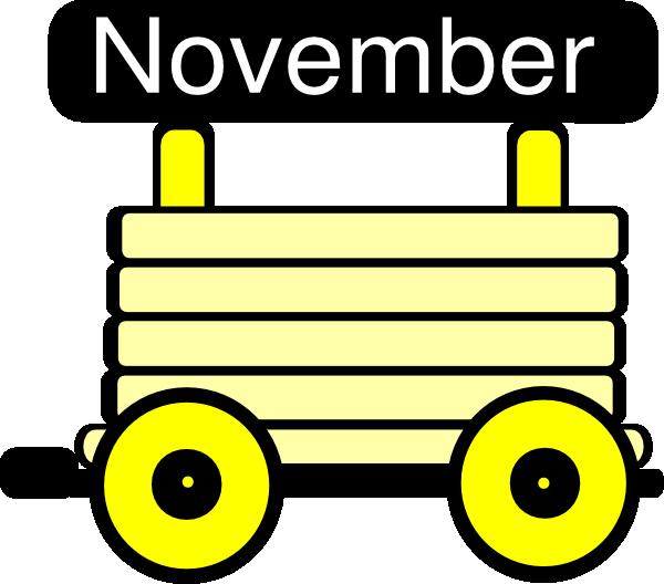 600x528 Loco Train Carriage Yellow Clip Art