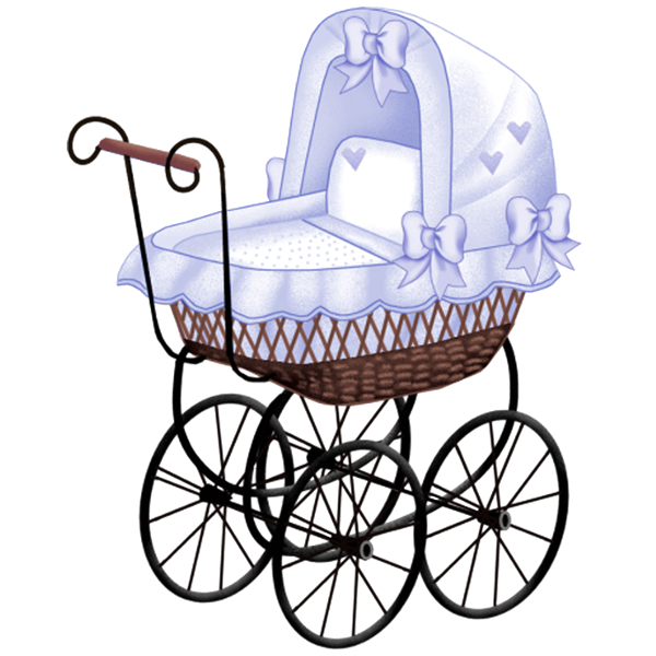 600x600 Baby Carriage