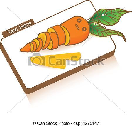 450x429 Chop Chop Carrot Eps Vector