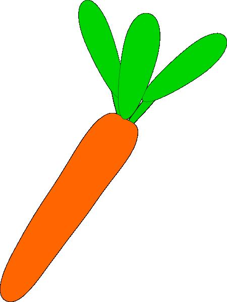 450x599 Carrot Cartoon Clip Art