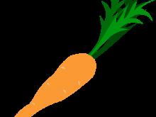 220x165 Free Carrot Clipart Free Carrot Clip Art Clipart Panda Free
