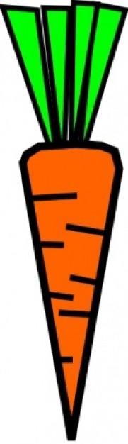 181x626 Carrot Clip Art