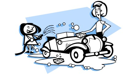 453x248 Car Wash Clipart Image Group