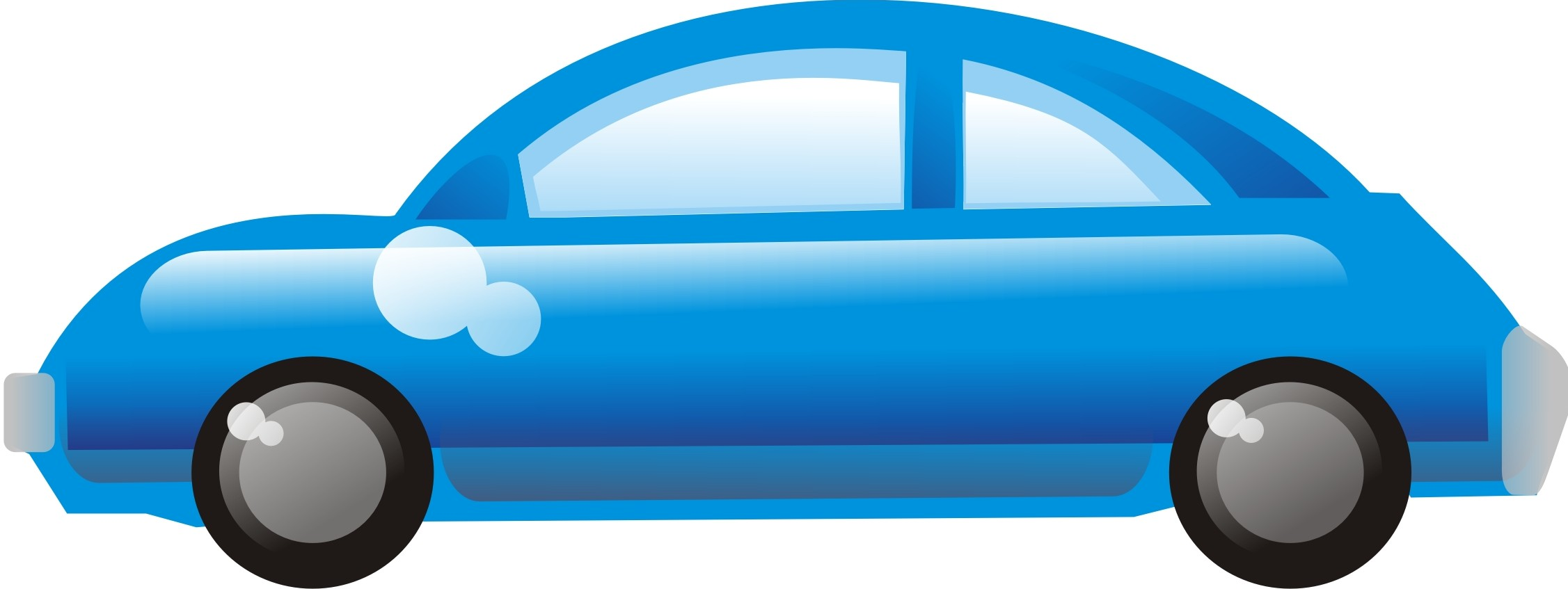 2253x847 Blue Car Clipart Today