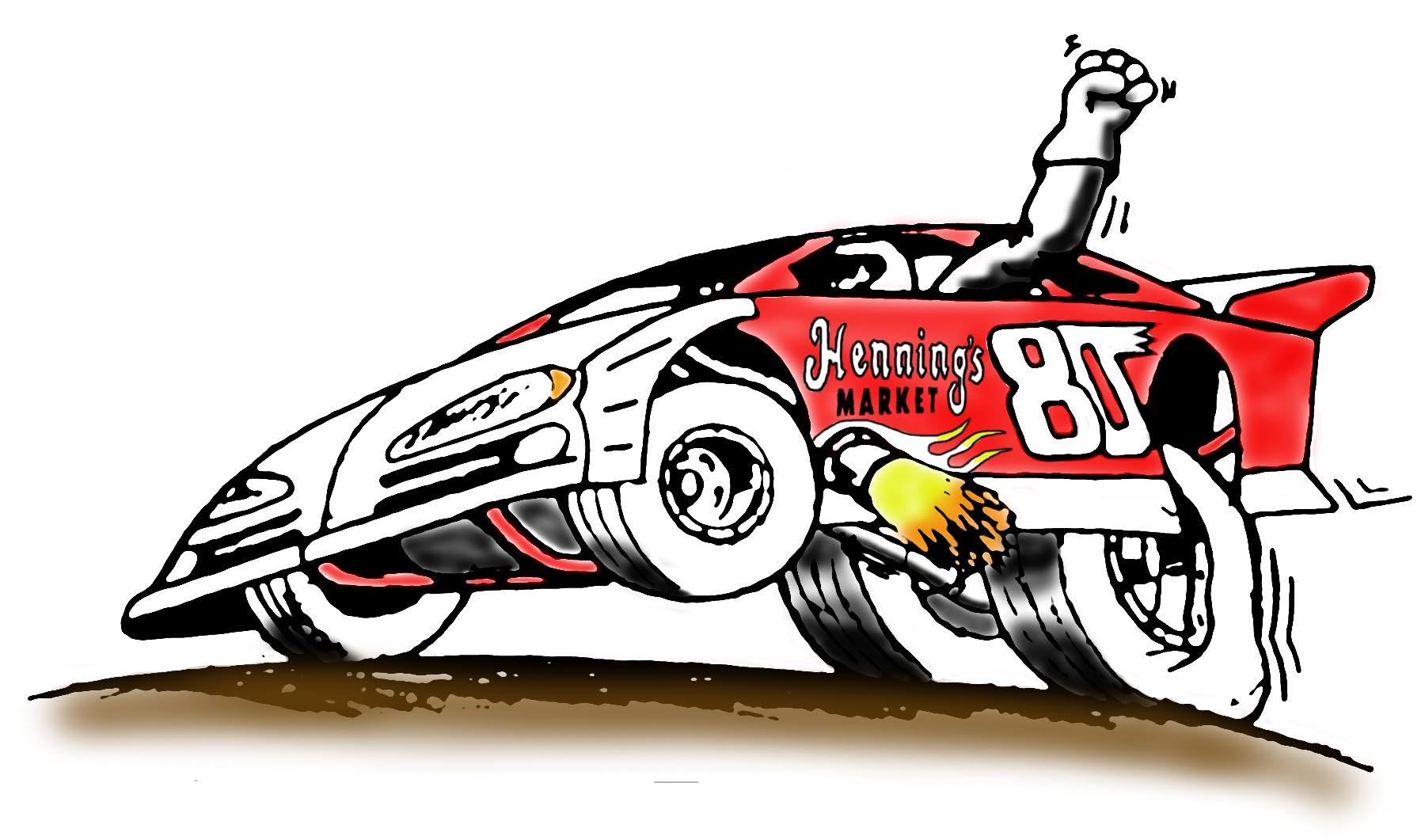 1800x1061 Cartoon Race Cars