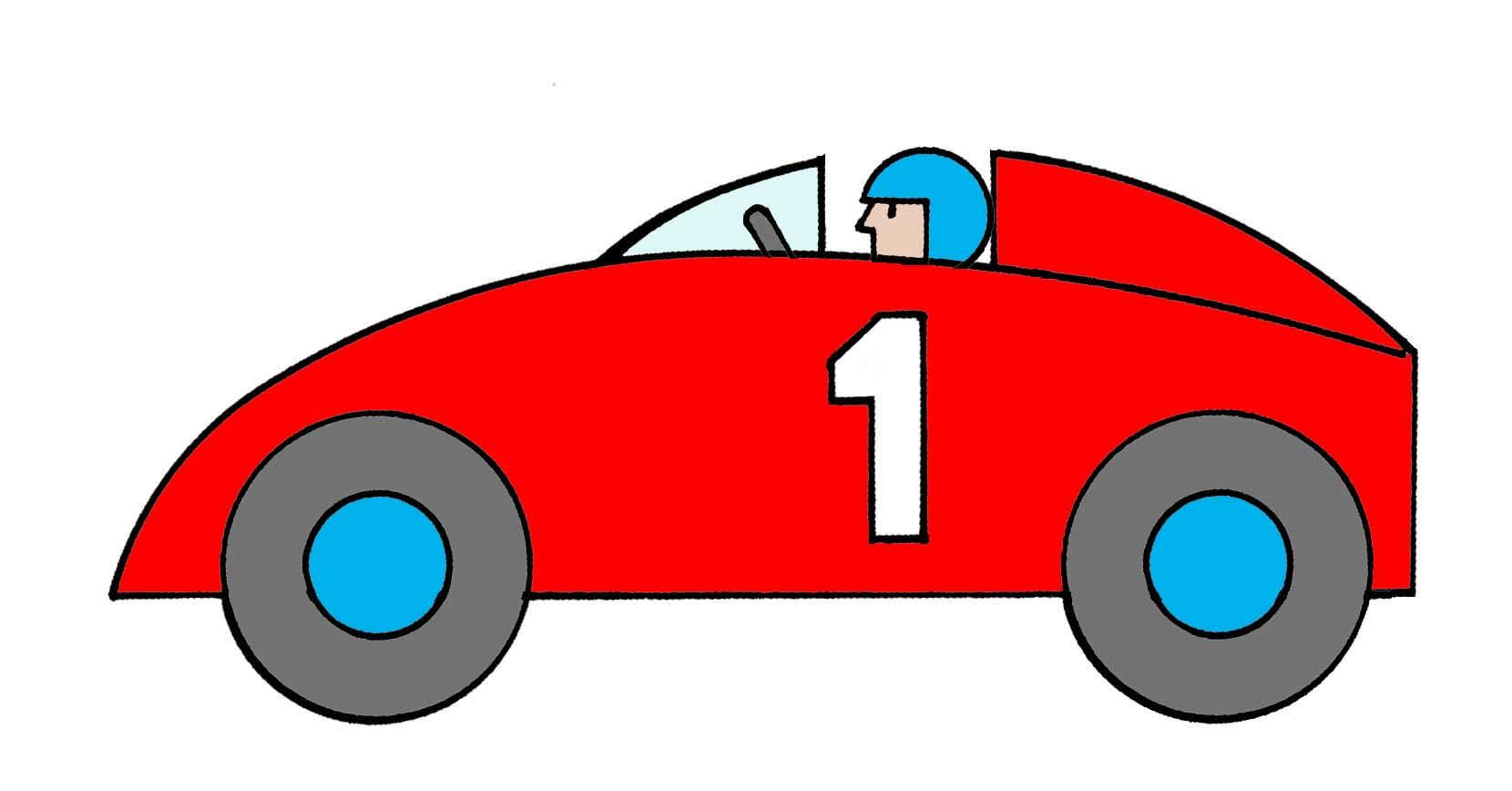1660x868 Racing Clipart 2 Car