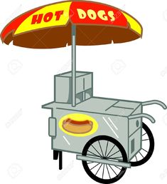 235x258 Food Cart Clipart Food Cart Clip Art Food Amp Drink Cibo, Bevande
