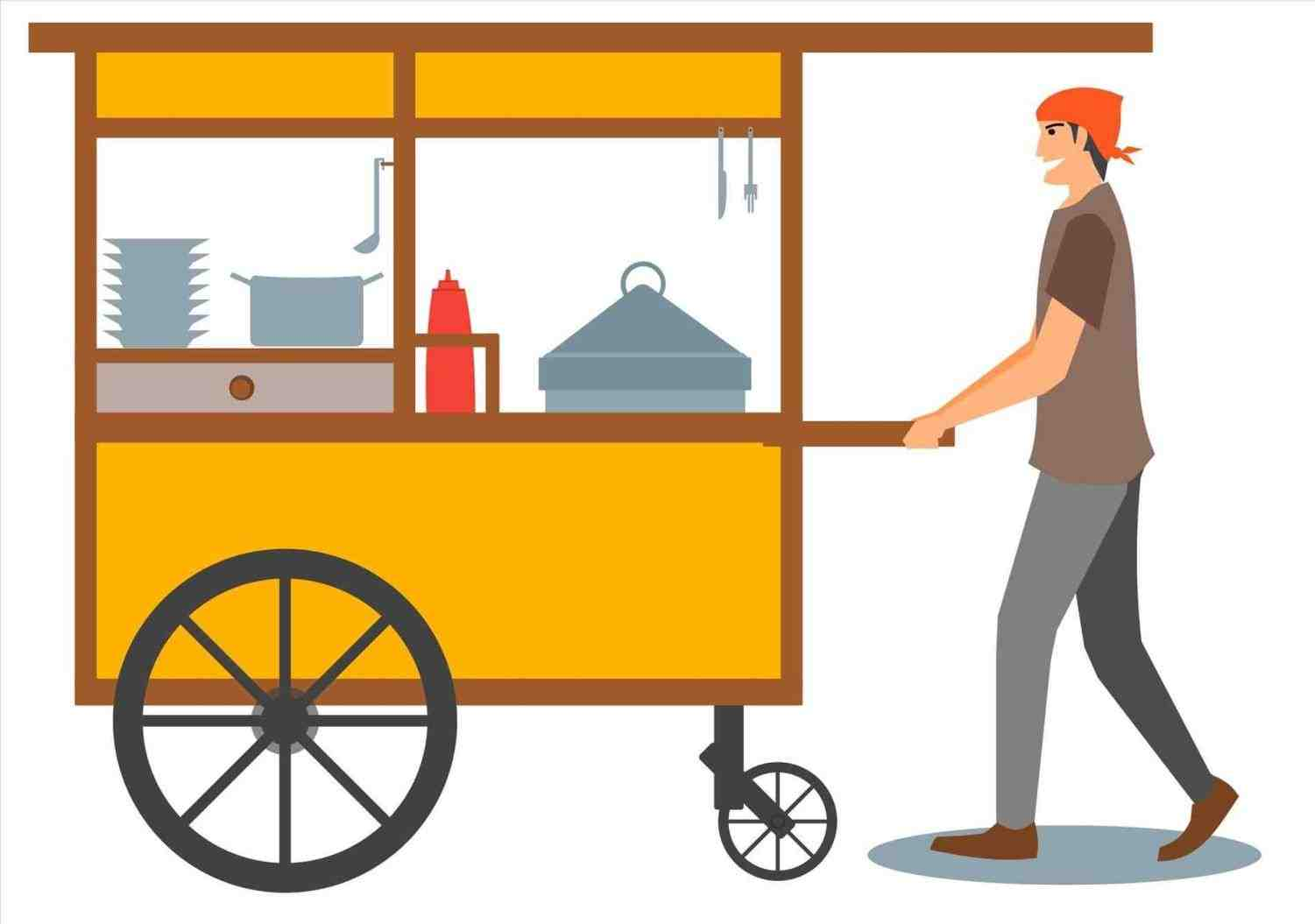 1501x1055 Street Food Cart Clipart Food Truck Clip Art.jpg Istiqomah Website