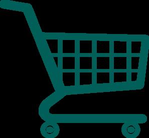 297x276 Empty Shopping Cart Clip Art