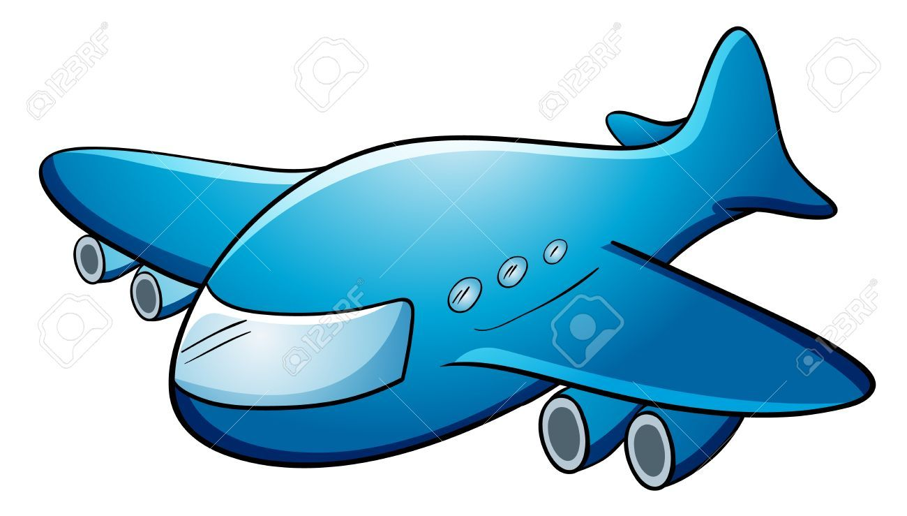 1300x739 Airplane Clipart