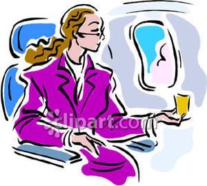 300x269 Cartoon Airplane Clipart