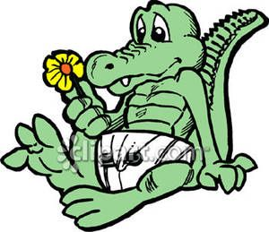 300x259 Florida Gator Eating Clipart Group