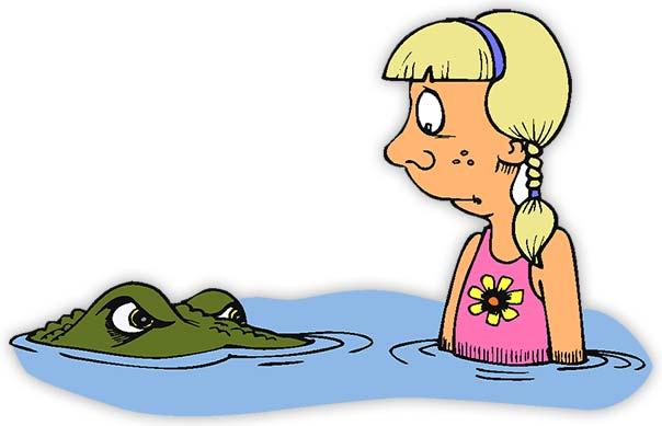 604x389 Free Alligator Animations