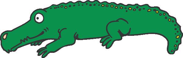 600x191 Image Of Aligator Clipart