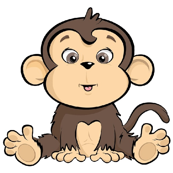 600x600 30 Best Monkeys Images On Monkeys, Cartoon Caracters