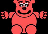 200x140 Teddy Bear Clip Art Cartoon Filii Clipart Teddy Bear Clip Art