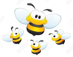 236x185 Honey Bee Clipart Image Cartoon Honey Bee Flying Around Honey