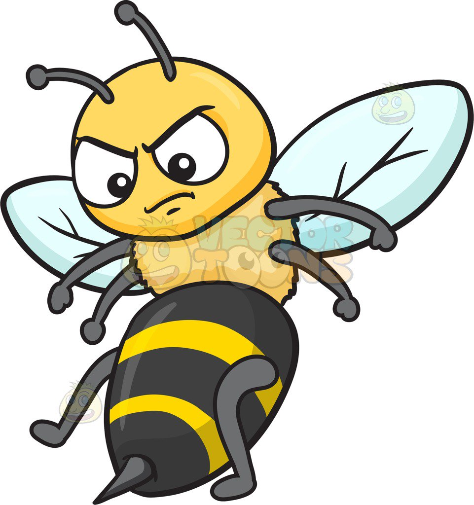 961x1024 Surprise Pictures Of Cartoon Bees To Use Public Domain Bee Clip