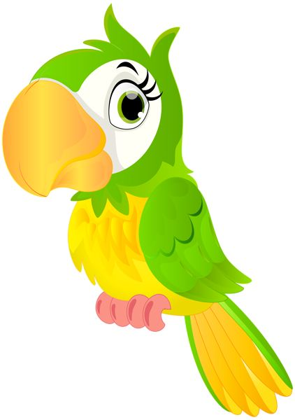 Cartoon Bird Clipart