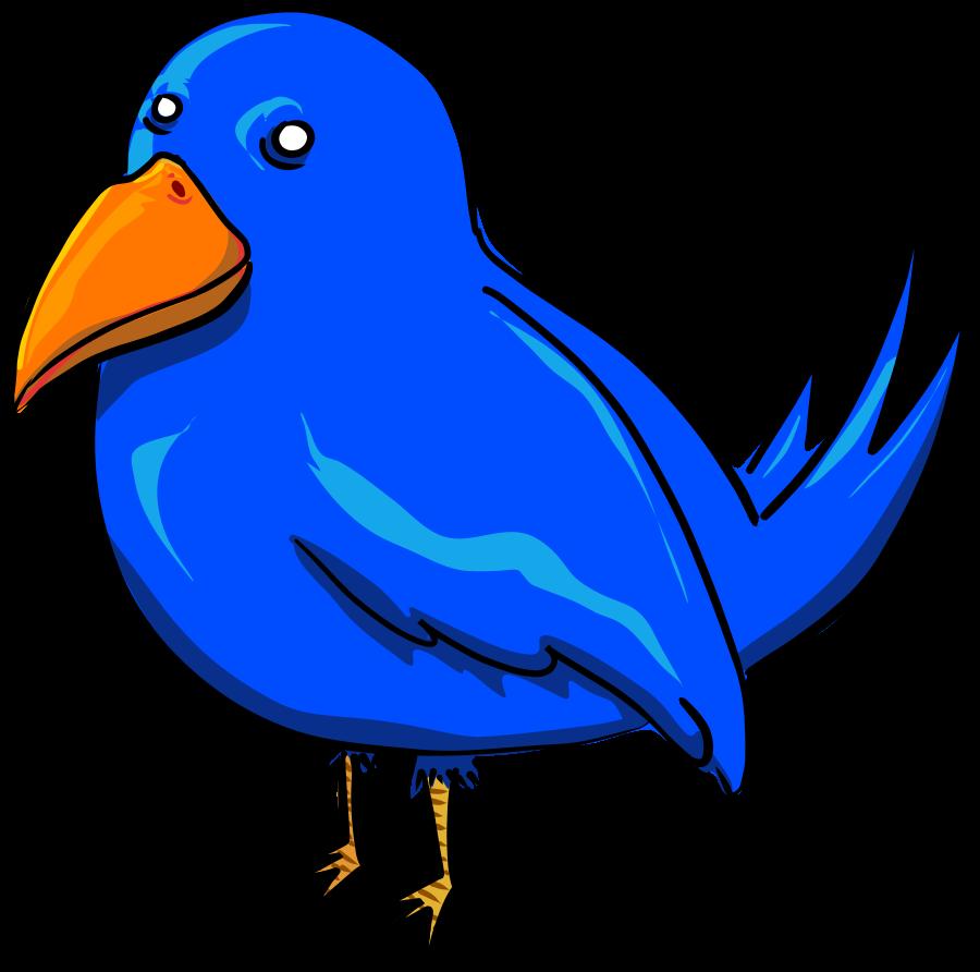 900x892 Animated Bird Clipart