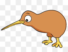 260x200 The New Zealand Kiwi Bird Hokey Pokey Clip Art