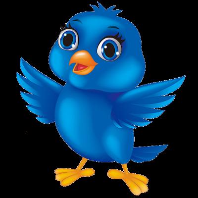 400x400 Blue Birds