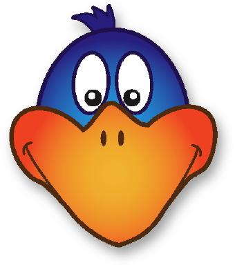 340x387 Bluebird Clipart Small Bird