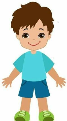 Cartoon Boy Clipart