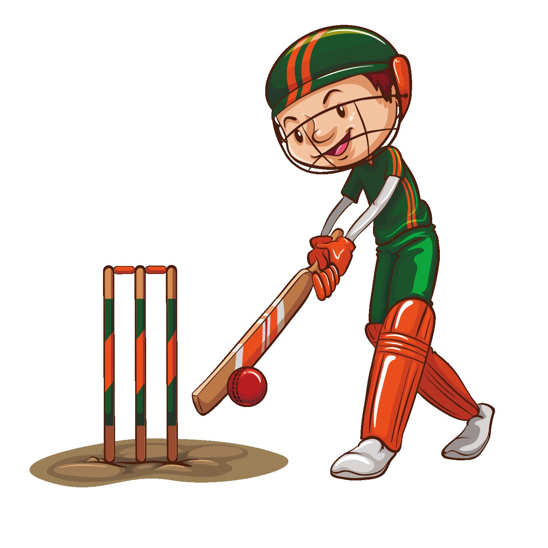 1500x1500 Sport Cricket Clip Art