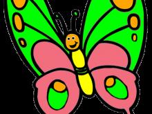 220x165 Butterfly Cliparts Butterflies Cartoon Butterfly Clipart Clipartix