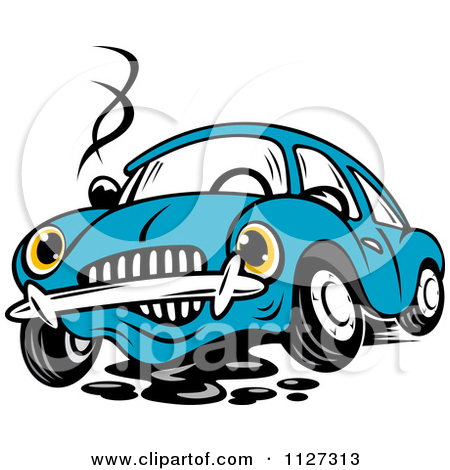 Cartoon Car Clipart