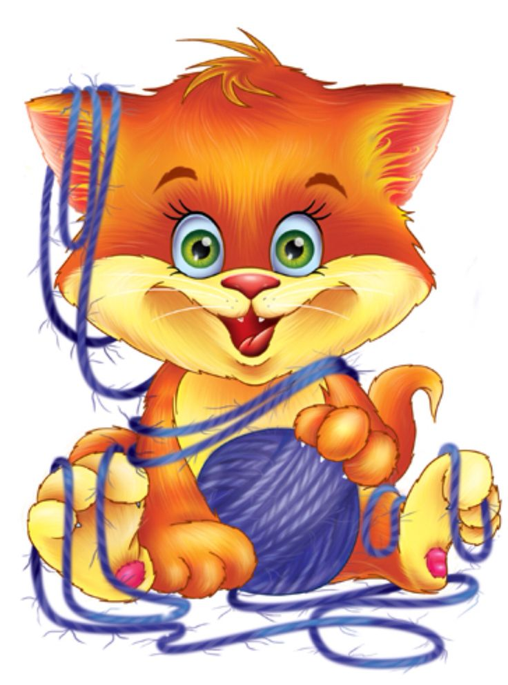 Cartoon Cat Clipart