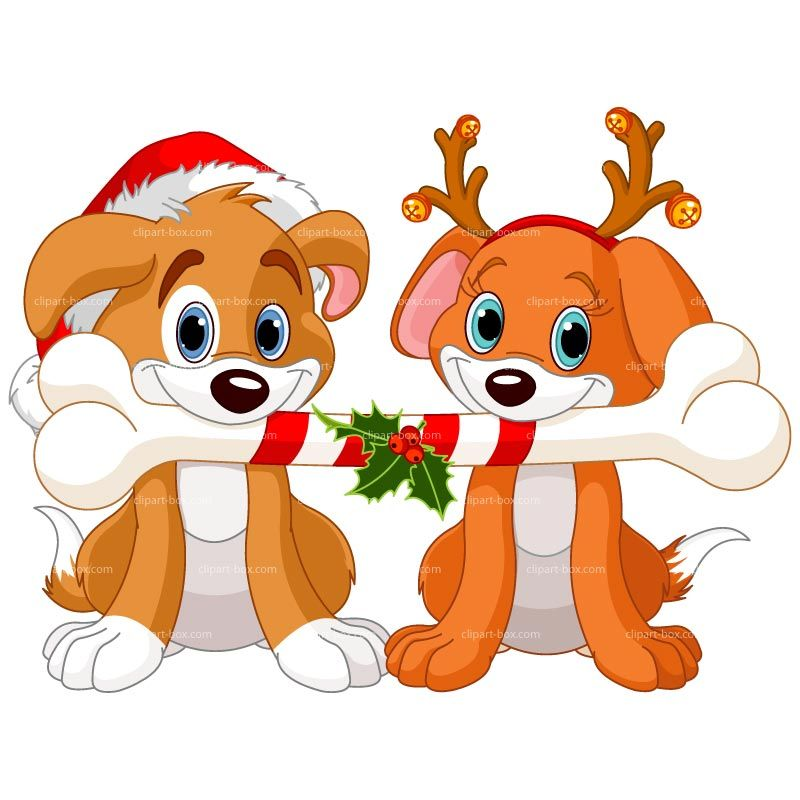 800x800 Boxer Dog Christmas Clipart Work Christmas Clipart