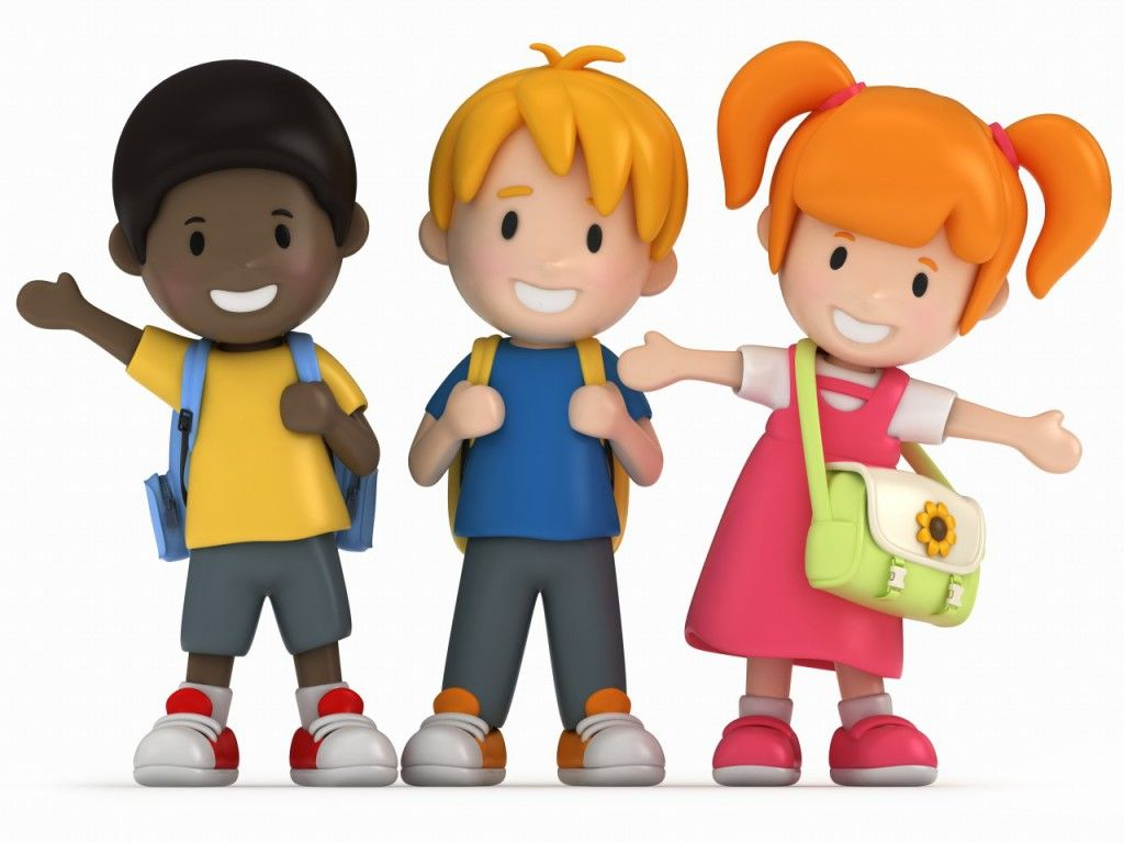 1024x768 Free Kid Clip Art Pictures