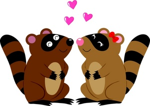 300x212 Free Free Raccoons Clip Art Image 0071 0908 3022 2845 Animal Clipart