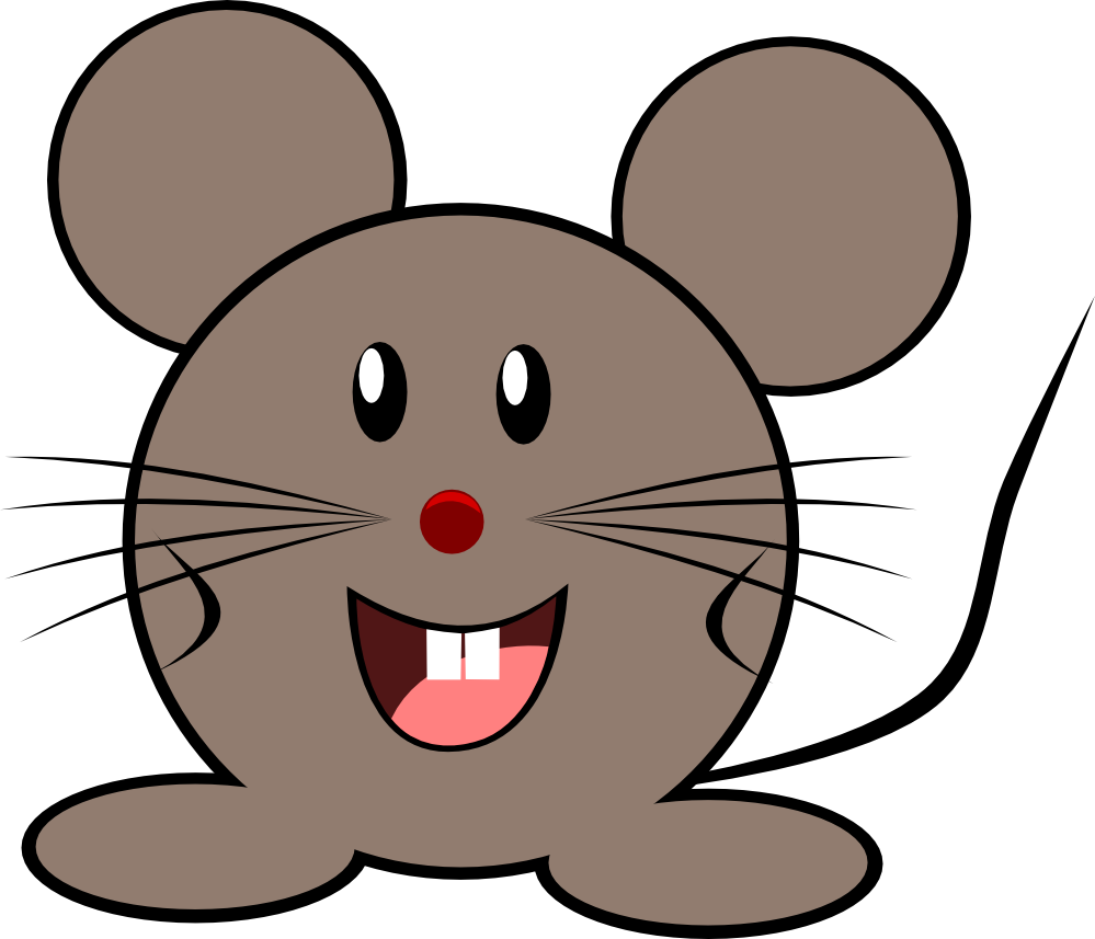 999x857 Mouse Animals Clipart Animal Cool Clip Art Library