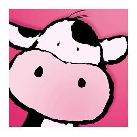 Cartoon Cow Clipart