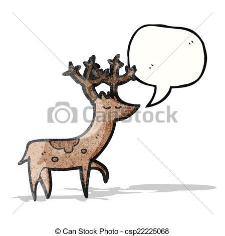 449x470 Cartoon Stag Clip Art Vector