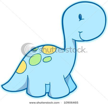 Cartoon Dinosaur Clipart