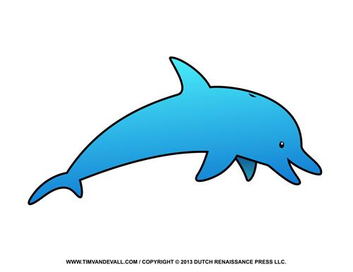 500x386 Dolphin Clipart Free Dolphin Clip Art S