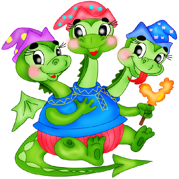 600x600 Dragon Cartoon Images