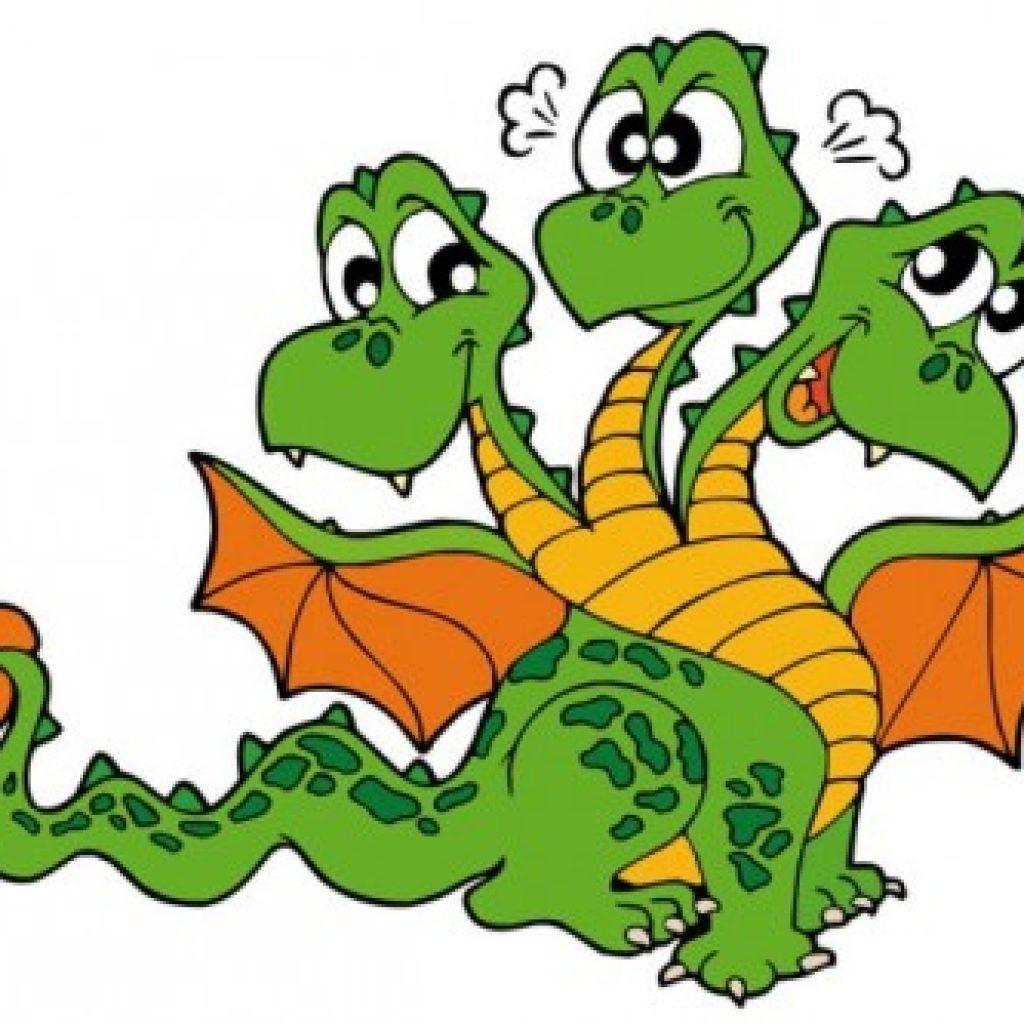 1024x1024 Dragon Clip Art Free