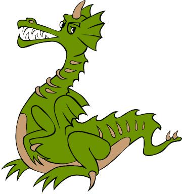 360x384 Free Dragon Clipart, 1 Page Of Public Domain Clip Art