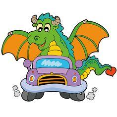 236x236 Dragon Clipart Cartoon