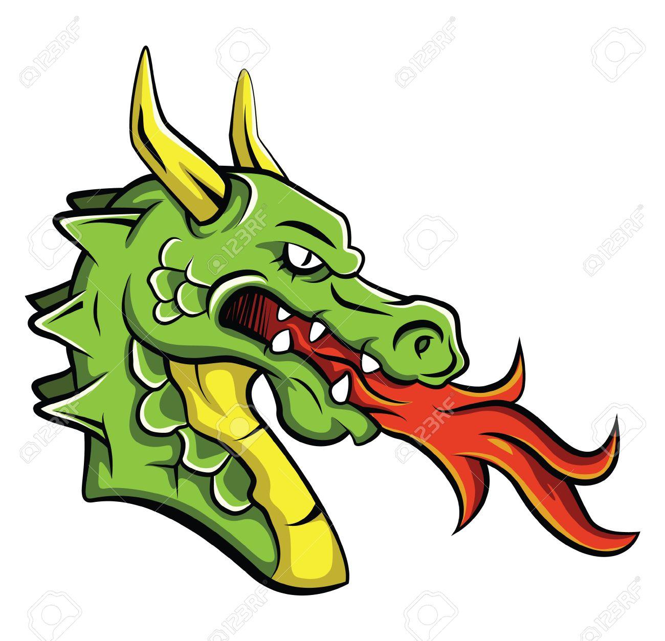 1300x1253 Chinese Dragon Clipart Bitmap