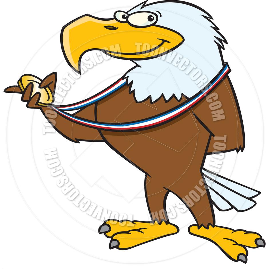 940x940 Cartoon Eagle Clipart Free