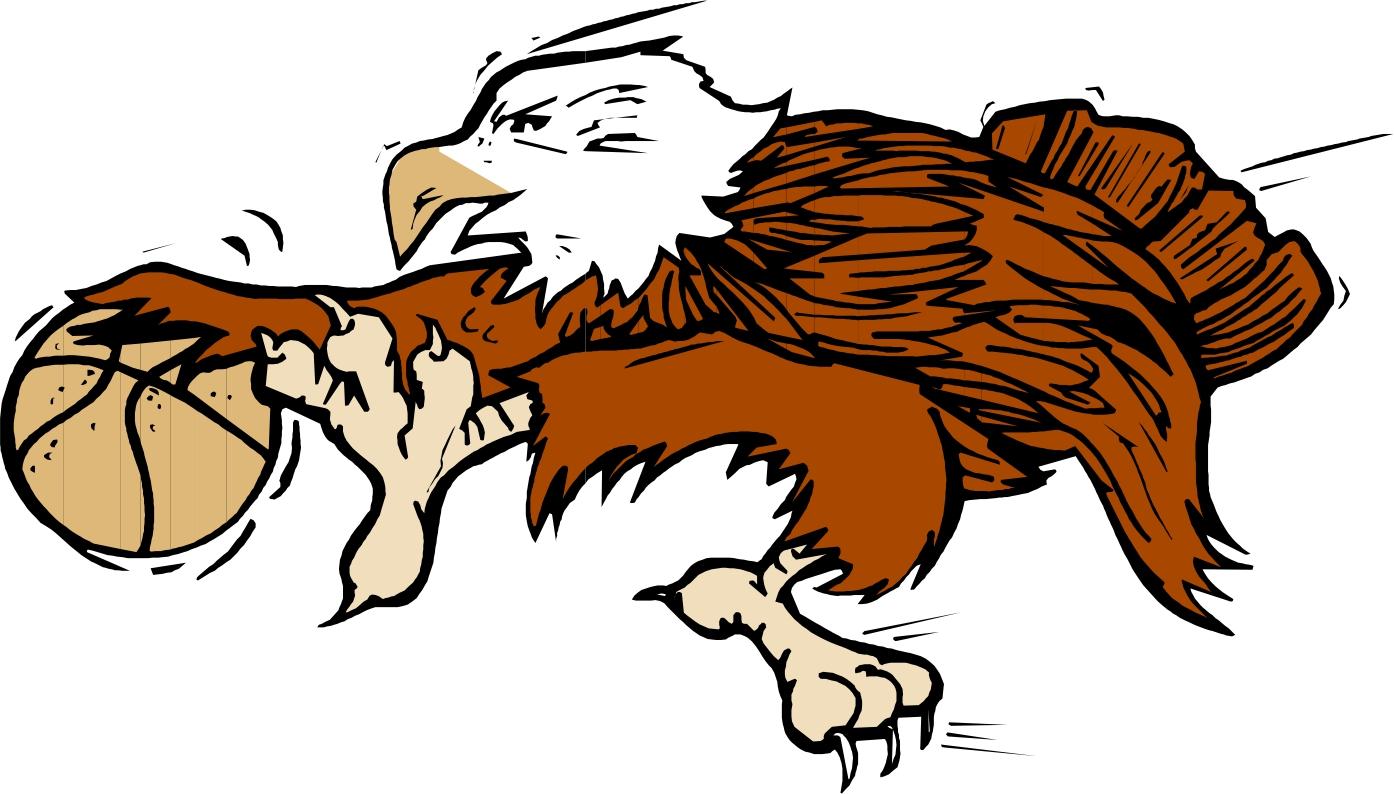 1394x794 Golden Eagle Clipart Eagles Basketball 3572341